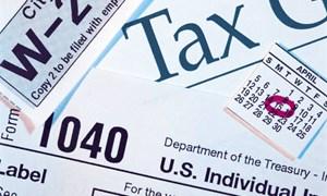 Loại thuế phải nộp đối với tiền thuê khoảng không để kéo đường dây điện ngang đất